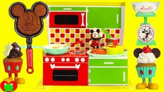 Mickey Mouse Retro Happy Kitchen Rement Set