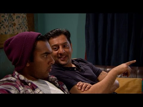 Himesh and Nitin - EastEnders: Back to Ours - BBC iPlayer