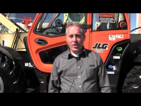 ALH covers JLG's first day of ConExpo 2017