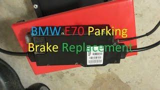 Fix Bmw X5 E70 Parking Brake Malfunction Pakvim Net Hd Vdieos Portal