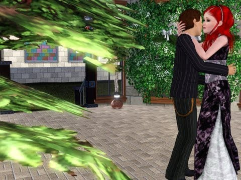 A Best Friends Story... Teen Prom Night - Sims 3