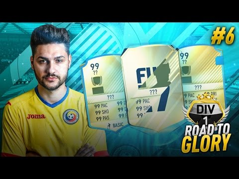 FIFA 17 ROAD TO GLORY #6 - THE FORMATION GLITCH FOR FULL CHEMISTRY + THE TITLE GAME