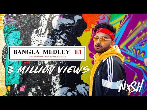 Nish - Bangla Medley 🇧🇩 | OFFICIAL MUSIC VIDEO