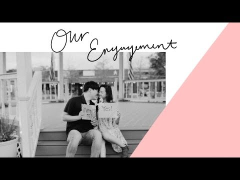 The Day He Proposed || Visual Diary No. 6