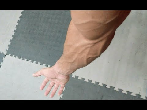 How To Get Your Veins To Show in Hindi