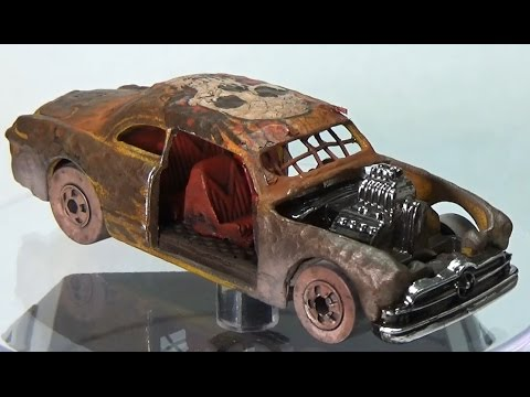 Hot Wheels Mad Max Custom #3
