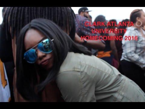Clark Atlanta University Homecoming 2016// justsayitshay