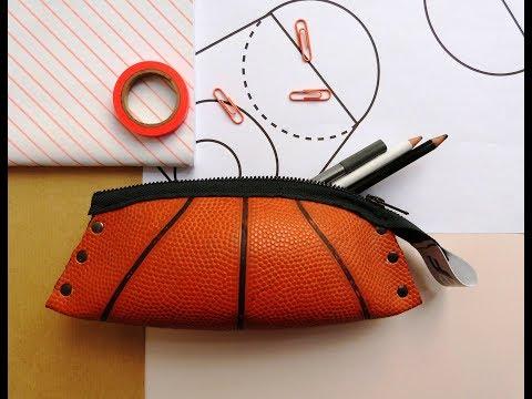 Amazing Idea to Upcycle Your Basketball