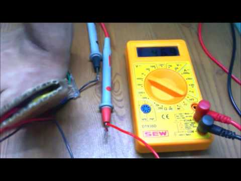 How to make a Piezoelectric Generator