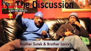 """Sutek Vs  Prof. Larry The Discussion On The Moors & Much More ,You Need To Hear """"Classic Debate """""""