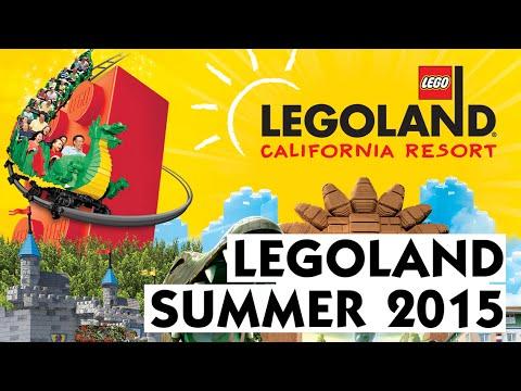Legoland Summer 2015