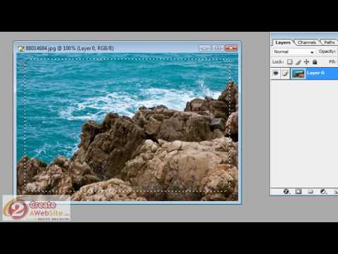 Create Rounded Corners in Photoshop