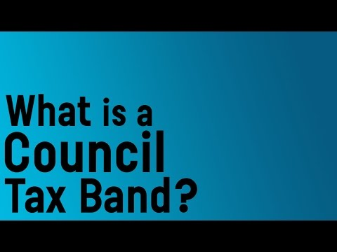 What is council tax band?