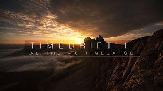 TIMEDRIFT II | DOLOMITES 4K