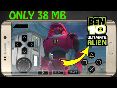 [30MB] Ben 10 Ultimate Alien Cosmic Destruction Highly Compressed Android Game