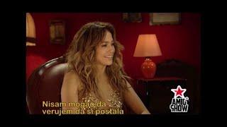 Intervju sa Jennifer Lopez (27.11.2012.) (Ami G Show S05)