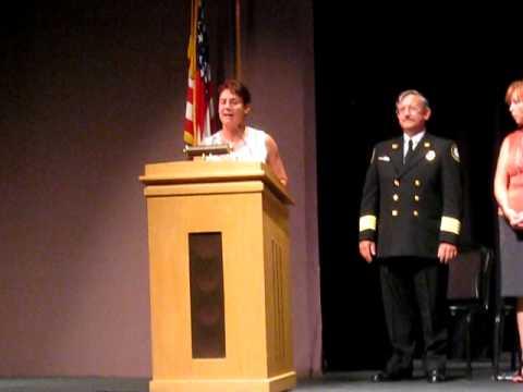 Scott's EMT Graduation