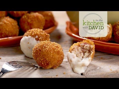 How to Make Chicken Cordon Bleu Bites