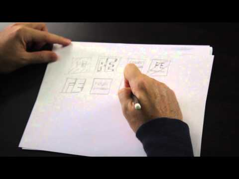 Sketching Logos in Thumbnails: Logo Design Course