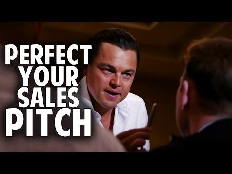 PERFECT Your Sales Pitch - Oren Klaff