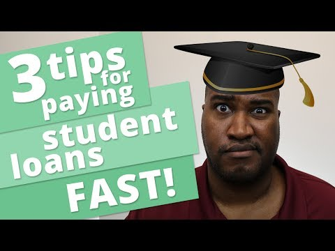 3 Tips for Paying off Student Loan Debt FAST | Thank You TFMJ Fans! | Dollar Dude