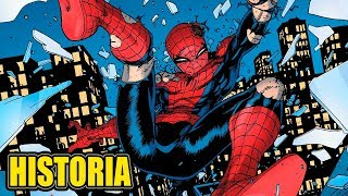 El Fin De Spidey Spiderman Homecomic Parte Final Spidey 11 Y 12 Cmic Narrado