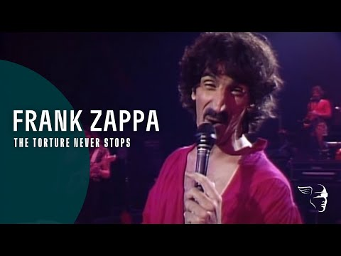 "FRANK ZAPPA-""The Torture Never Stops"" LYRICS"