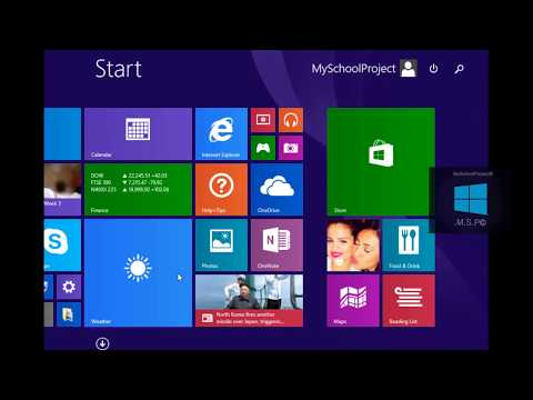 Clean Install Of Windows 8.1 With Bing