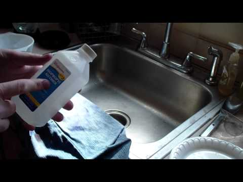 Incredble Ink Removal Process - Don't throw out those stained jeans -