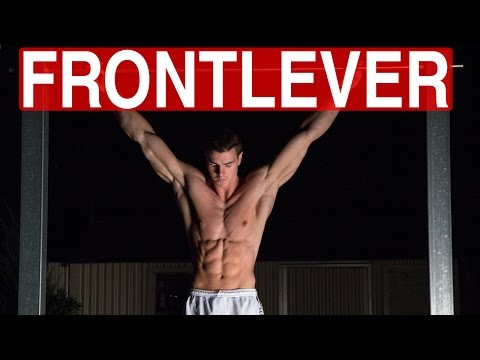 Master the Front Lever | 3 Exercises