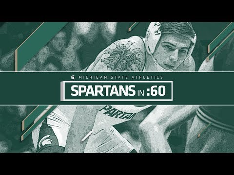 Spartans in :60 - Drew Hughes