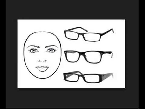 How to Choose Glasses for Round Faces, Spectacles for round face men/Women#2