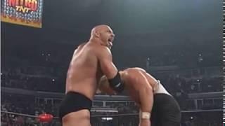 Goldberg & Kevin Nash vs Hulk Hogan & The Giant (Big Show)