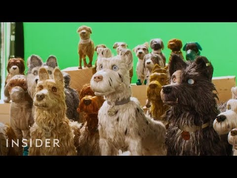 How Wes Anderson Makes His Animated Movies