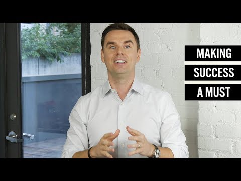 Making Success A MUST