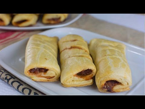 Desert Recipes: How To Make Nigerian Sausage Rolls | Afropotluck