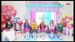 RED VELVET_Red Velvet's 'ICE CREAM TV'_With Minho of SHINee