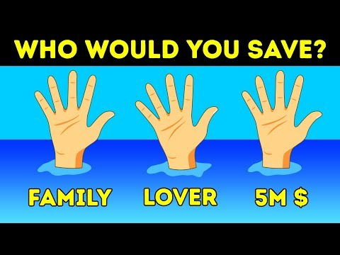 Would You Rather: 6 Hardest Moral Dilemmas Ever