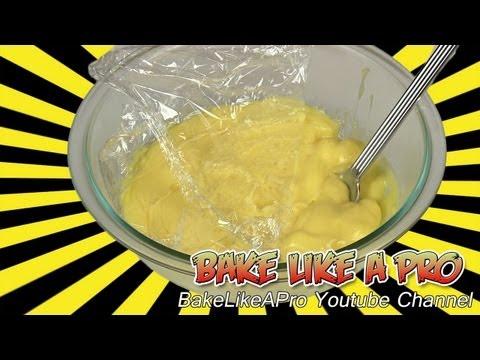 Easy Lemon Curd Recipe ! - Lemon filling for pies and tarts !