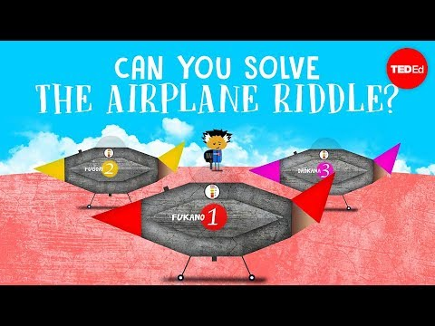 Can you solve the airplane riddle? - Judd A. Schorr