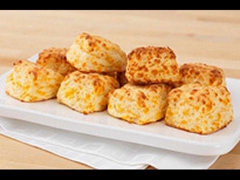 Easy Bake Cheddar Biscuits
