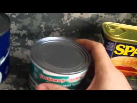 What canned foods last the longest