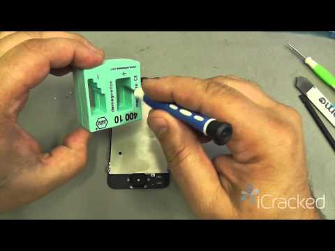 Official iPhone 5 Screen / LCD Replacement Video & Instructions - iCracked.com