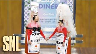 Marrying Ketchups - SNL
