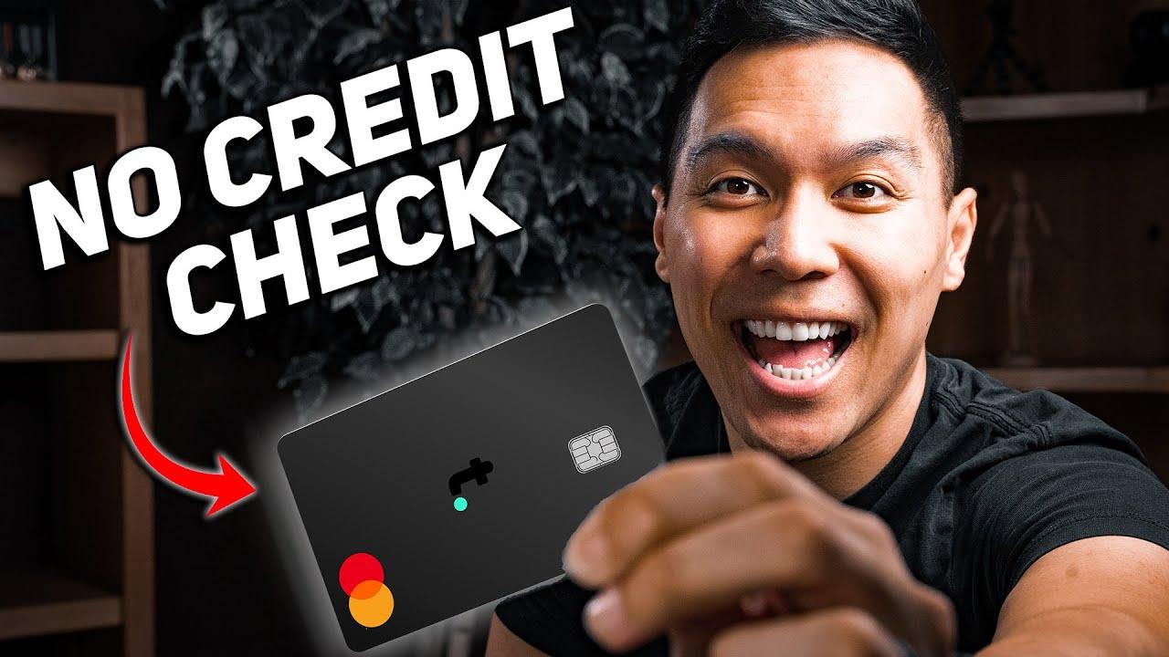 $10K NO CREDIT CHECK Credit Line - Tomo Credit Card
