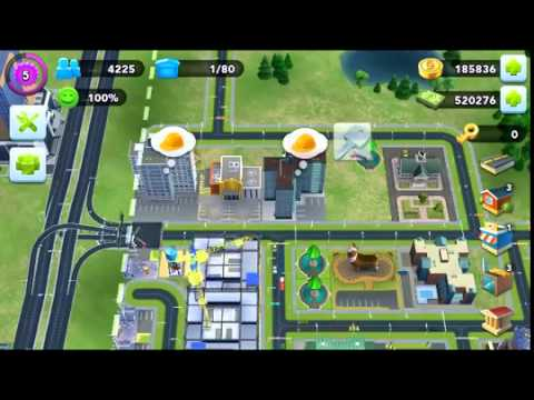 SIMCITY BuildIt 2018 how to get unlimited/free credits |PC|IOS|Android|