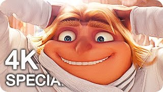 DESPICABLE ME 3 Trailer 1 & 2 (2017) 4K Ultra HD
