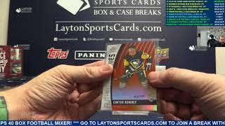 2017 18 Upper Deck SP Game Used Hockey Hobby 10 Box Case Break #7 – RANDOM TEAMS