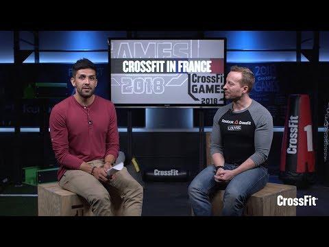 Update Studio: CrossFit en France