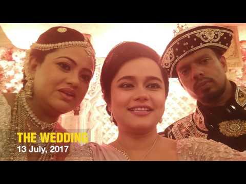 Srilanka 2017 - Thathsarani weds Sumith